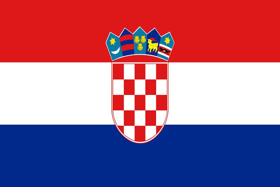 chorvatska vlajka sro