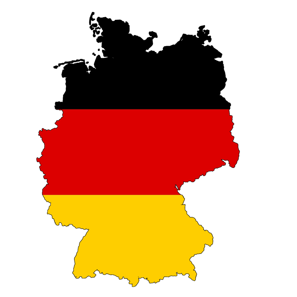 informácie nemecko