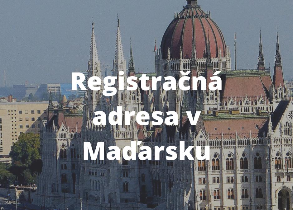 Registračné sídlo v Maďarsku