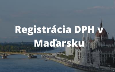 Registrácia DPH v Maďarsku