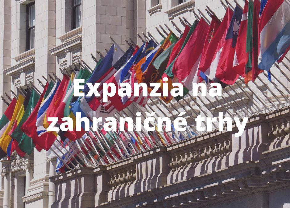 Expanzia do zahraničia