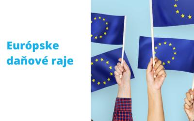 Aj Európa a Balkán majú svoje daňové raje