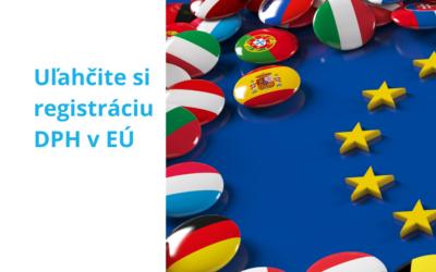 Zjednodušené DPH v EÚ pre E-commerce. Poznáte Mini-one-stop-shop?